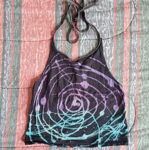 Urban Outfitters Witchy Halter Top